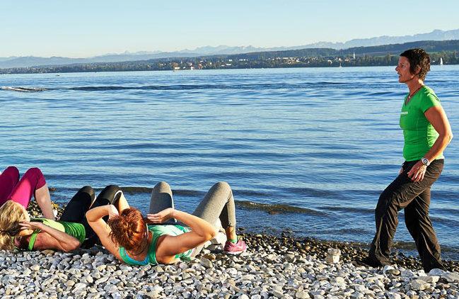 Fitness Workout Ganzkörpertraining Gesundheitssport